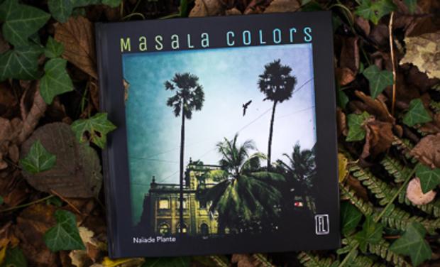 Visuel du projet MASALA COLORS