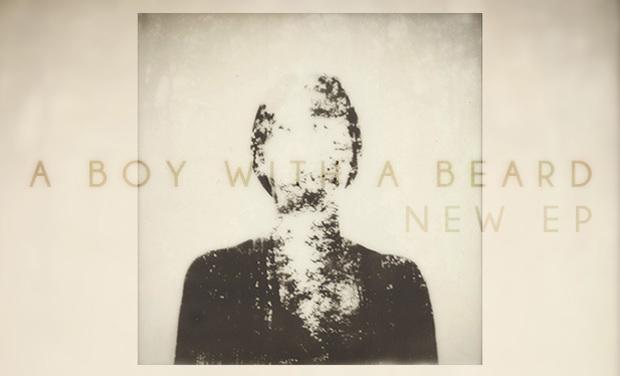 Visuel du projet A Boy With A Beard - NOUVEL EP