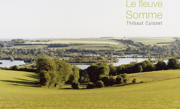 Visuel du projet Le fleuve Somme, un livre de Thibaut Cuisset