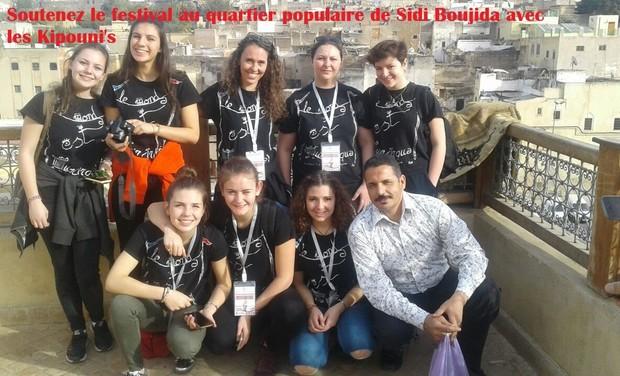 Visuel du projet Les Kipouni's à Sidi Boujida
