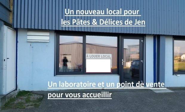 Visuel du projet Les pâtes & délices de Jen