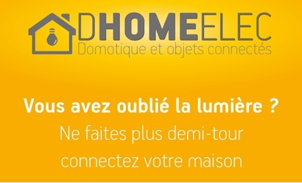 Project visual DHOMEelec