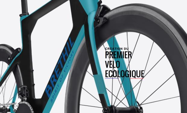 Visuel du projet Aidez-nous à financer la création du premier vélo écologique Made in France