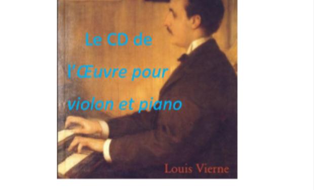 Visuel du projet LOUIS VIERNE   Ballade