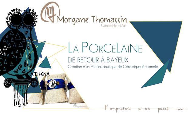 Visueel van project La Porcelaine de Retour à Bayeux