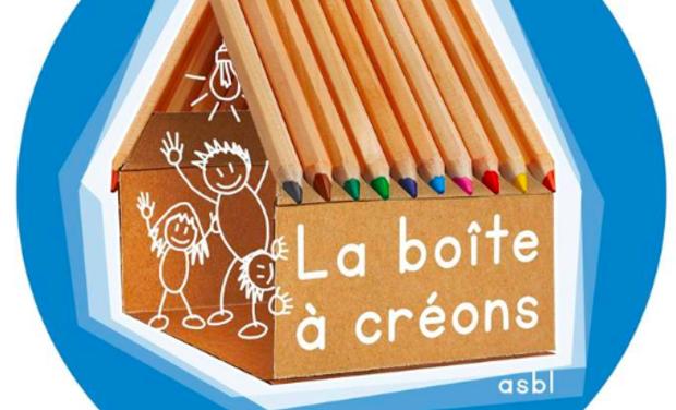Project visual La Boîte à Créons