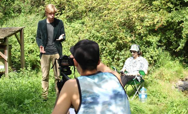 Visuel du projet Le Biais Vert cambriolé !