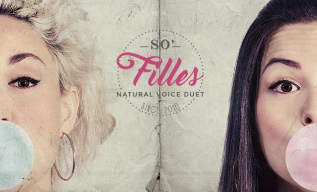 Visuel du projet So'Filles enregistre son premier EP et réalise son premier clip