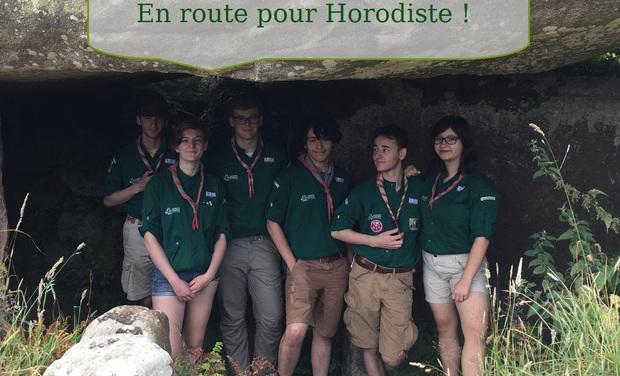 Visueel van project Les Compa'risiens en route pour Horodiste !