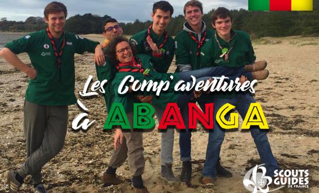 Project visual Les Comp'Aventures à Abanga