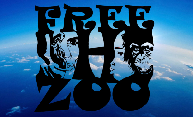 Visuel du projet No Wind Tonight, l'album 2018 du Free Human Zoo