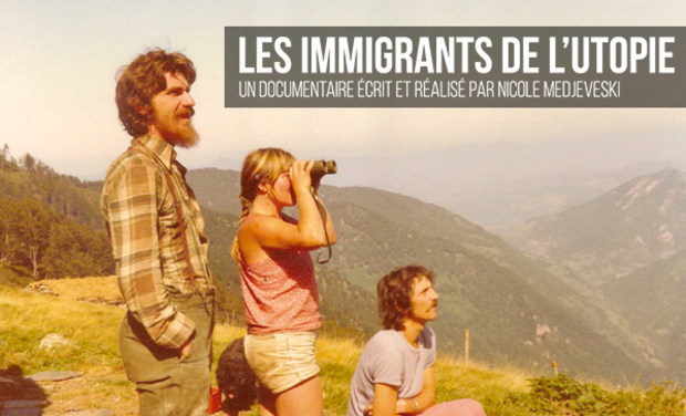 Visuel du projet Les Immigrants de l'Utopie