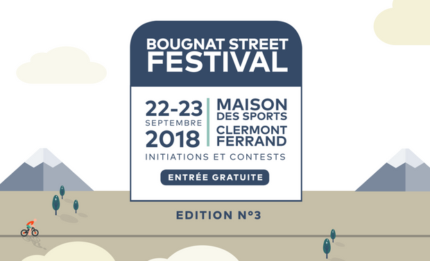 Project visual Bougnat Street Festival