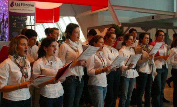 Visueel van project Soutenez une chorale étudiante à La Roche-sur-Yon