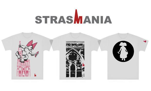 Visueel van project StrasMania. Des souvenirs pas comme les autres.