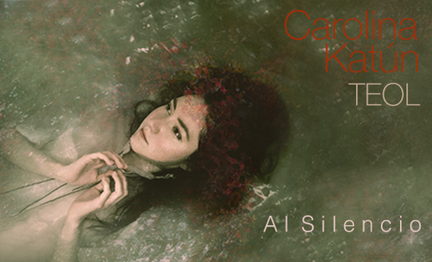 Project visual Carolina Katún / First Album