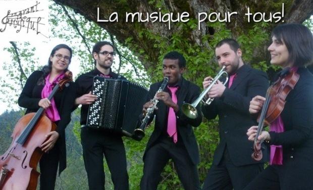 Project visual La musique pour tous!
