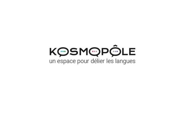 Project visual Kosmopôle ~ Un espace pour délier les langues