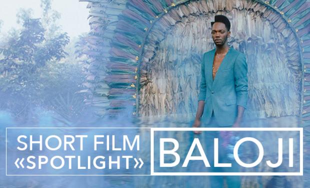 """Visueel van project Baloji - New short film """"Spotlight"""""""