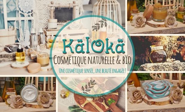 Visuel du projet KälOkä - Cosmëtique Naturelle & Bïo
