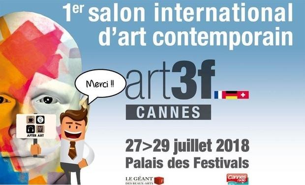 Visuel du projet La galerie After Art au salon Art3F Cannes