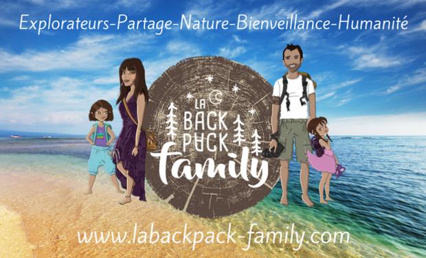 Visuel du projet Une famille exploratrice & reporter, 11 mois de voyage pour partager le Vivant!