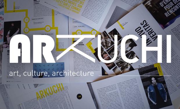 """Project visual ArKuchi, le mensuel urbain qui aime les """"pas de côté"""""""