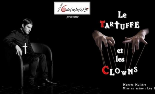 Visueel van project Le Tartuffe et les Clowns au Festival d'Avignon