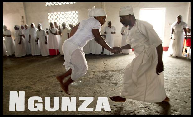 Visuel du projet Ngunza, forces invisibles du royaume Kongo