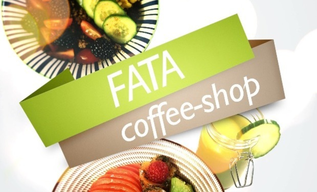 Visueel van project FATA Coffee-Shop