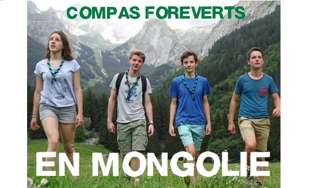 Project visual Projet solidaire - Mongolie