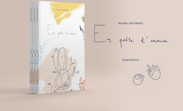 """Visuel du projet Essai illustré """"En quête d'essence"""""""
