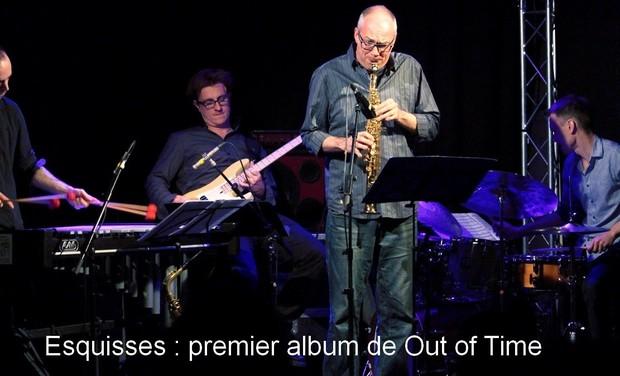 Visuel du projet Esquisses : premier album de Out of Time
