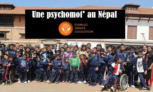 Project visual De la psychomotricité pour le Centre Disabled Service Association