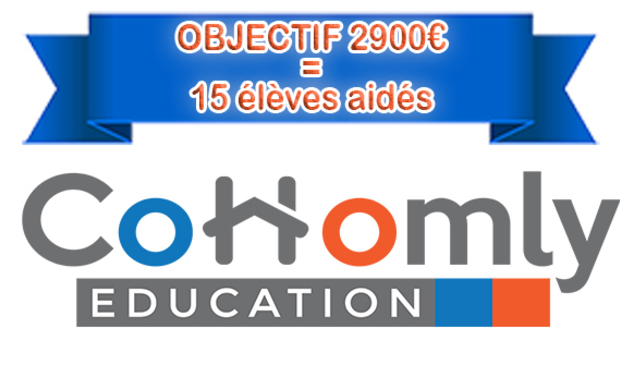 Visuel du projet CoHomly For Education