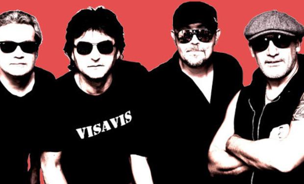 Visuel du projet VISAVIS ☄ Nouvel Album War Machine