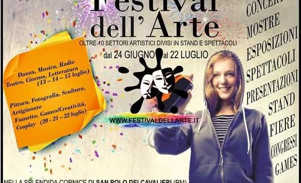 Visueel van project Festival Dell'Arte