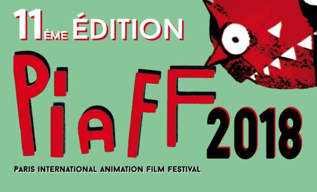 Project visual PIAFF Paris Internationale Animation Film Festival           2018