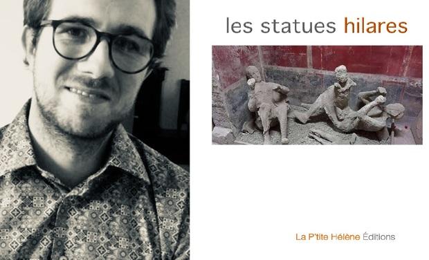 """Visuel du projet Aidez à publier et à diffuser """"les statues hilares"""", premier roman"""