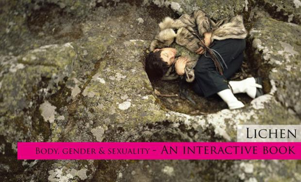 Visuel du projet Lichen - Corps, Genre & Sexualité - Marche Sonore