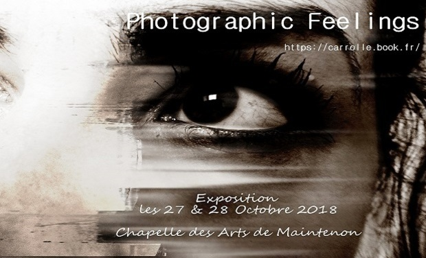 Visuel du projet EXPO PHOTOGRAPHIC FEELINGS CARROLLE