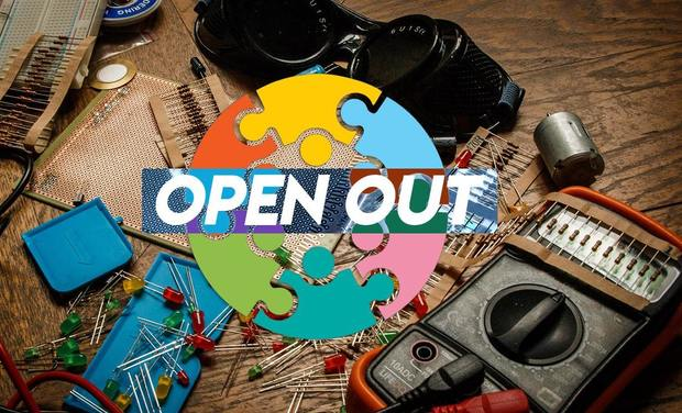 Visuel du projet Open Out - a documentary on fablabs empowering their communities