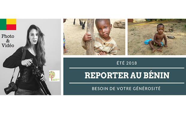 Project visual Photo reportage & Film documentaire au Bénin