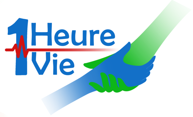 Project visual 1 Heure, 1 Vie
