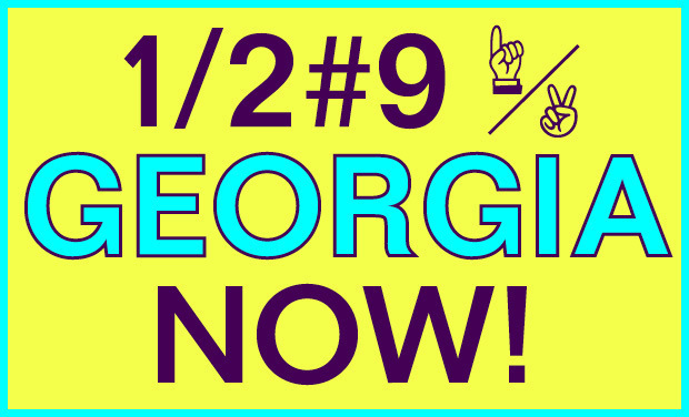 Project visual 1/2 #9 Georgia Now!