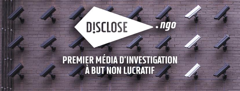Image du projet Disclose : devenez lanceur d'enquêtes