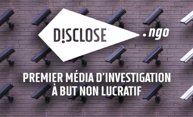 Visuel du projet Disclose : devenez lanceur d'enquêtes