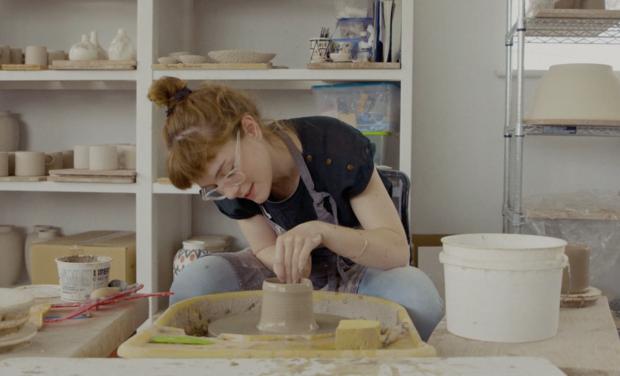Visuel du projet Un atelier de céramique à la maison pour Cybèle B.Pilon