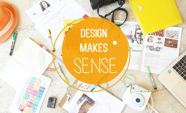 Project visual Reportage - Design makes sense