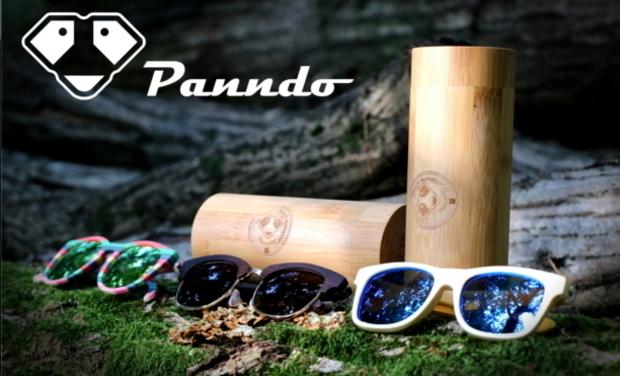Project visual Panndo! Des lunettes pas comme les autres!